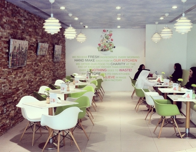 soul full healthy cafe abu dhabi