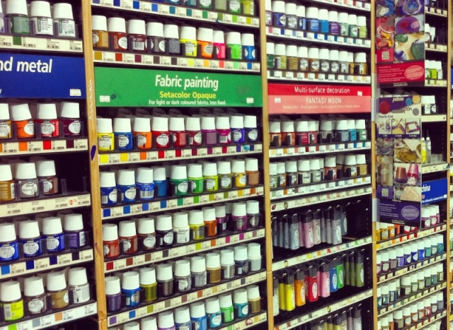 PAINTING SHOP supplies in abu dhabi