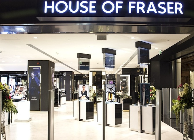 Win with house of fraser abu dhabi confidential for Housse of fraser