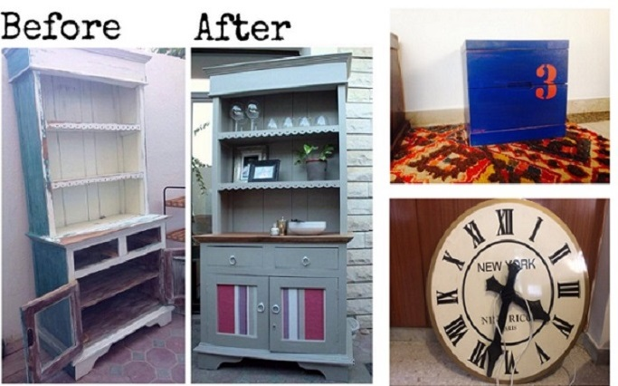 Upcycle In The City Restores And Sells Pre Owned Furniture And Antiques In Abu Dhabi