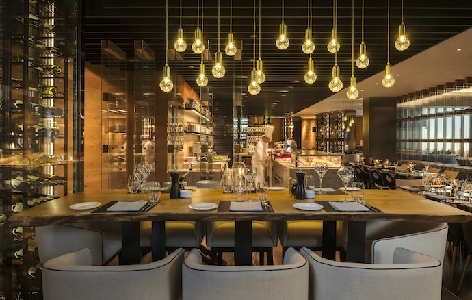 Win an invitation for a free dinner at le royal meridien for Ristorante cipriani abu dhabi