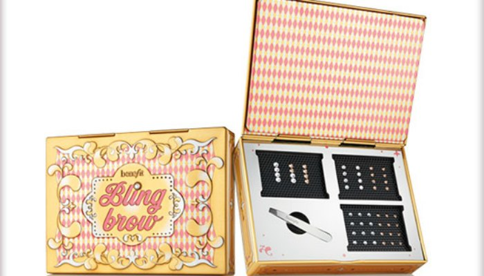 Benefit's Bling Brow Kit