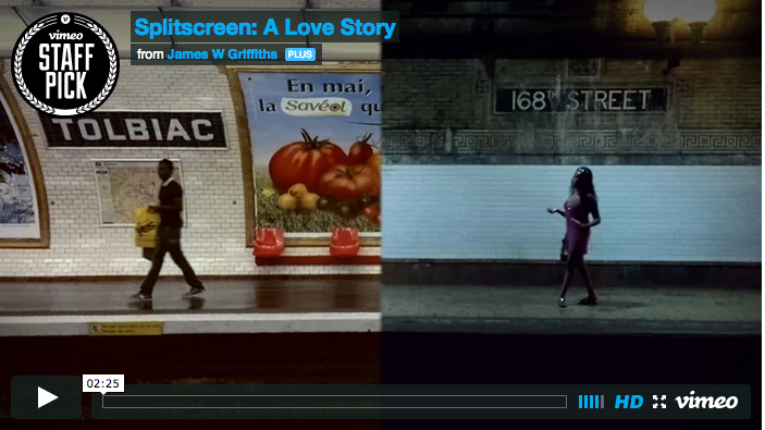 Splitscreen A Love Story