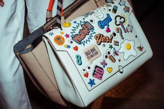Bag Stickers Anya Hindmarch