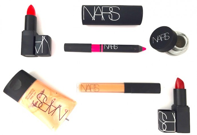 NARS in Abu Dhabi at Sephora Yas mall