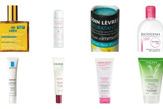 Best 8 French Pharmacy beauty products