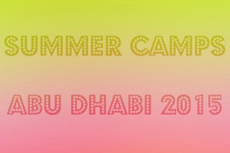 Summer Camps in Abu Dhabi 2015