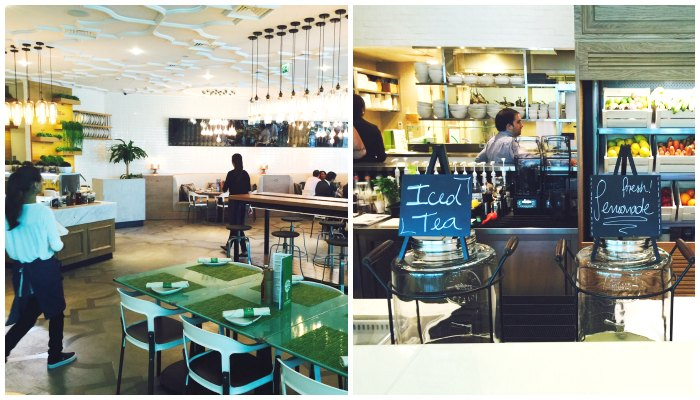 Nolus Downtown At The Galleria And Nolus Cafe At Al Bandar In Abu Dhabi