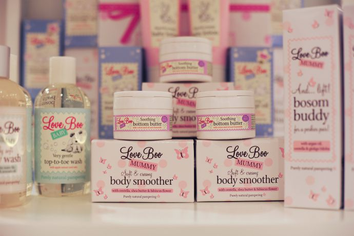 Childrens Lane Skincare Products