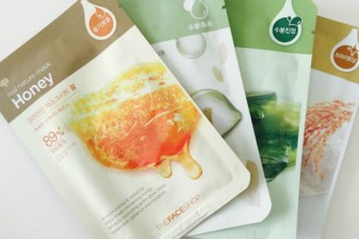 The Face Shop Mask sheets
