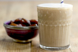 date and tahini smoothie recipe