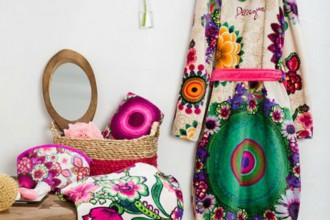 Desigual Home collection in Abu Dhabi