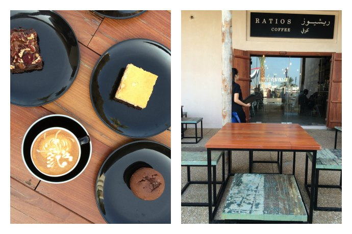 Ratios Coffee in Sharjah