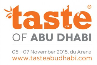 Taste of Abu Dhabi 2015