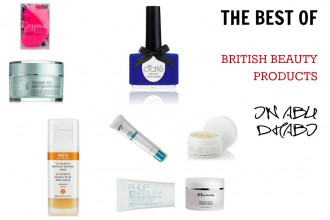The Best of British Beauty Products in Abu Dhabi