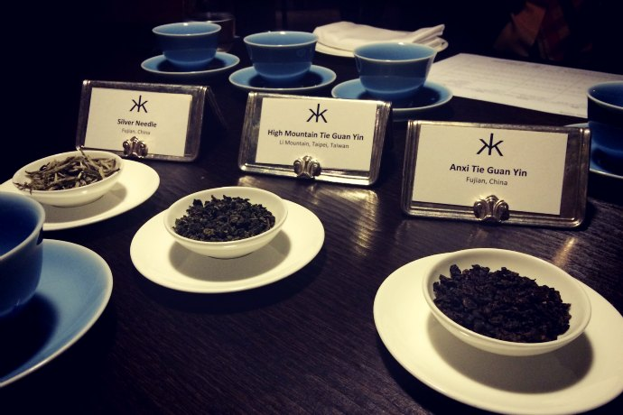 Three teas to try at Hakkasan Abu Dhabi