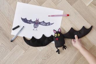 Ikea drawing soft toy competition for kids in the UAE