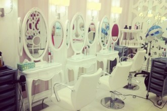 Hello Kitty Beauty Spa in Abu Dhabi