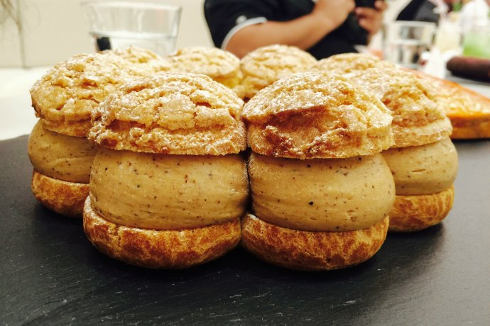 Paris Brest by La Patisserie des Reves in Abu Dhabi