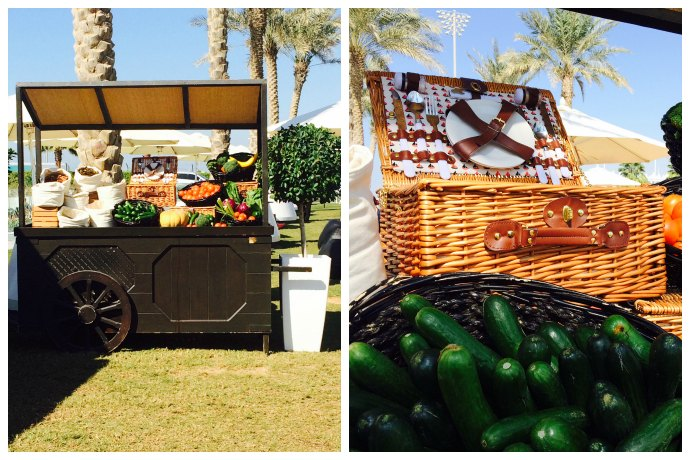 Saturday Picnic Brunch at Yas Viceroy Hotel in Abu Dhabi