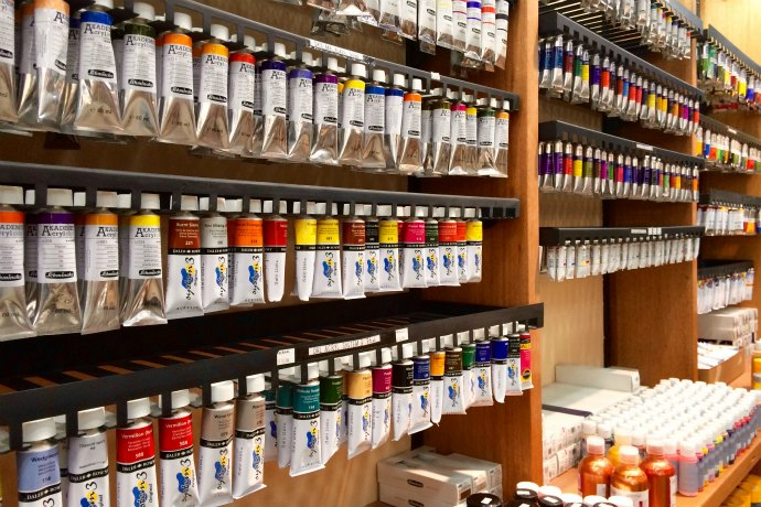 A New Art Supplies Store In Abu Dhabi