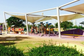 A NEIGHBORHOOD RECREATIONAL PARK WORTH VISITING WITH KIDS