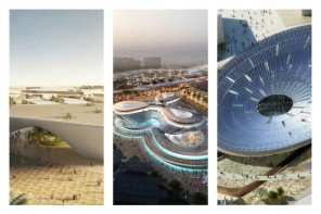 FIRST DESIGNS UNVEILED FOR EXPO 2020