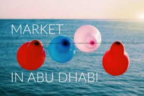 THE MARKET FROM AROUND THE WORLD IN ABU DHABI