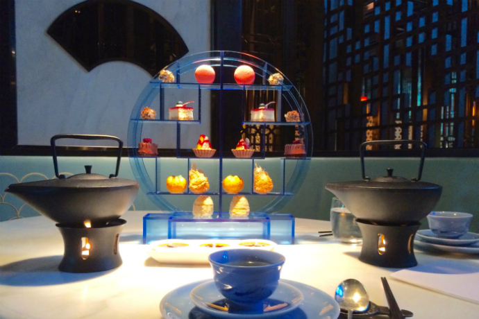 Afternoon Tea at Hakkasan 3