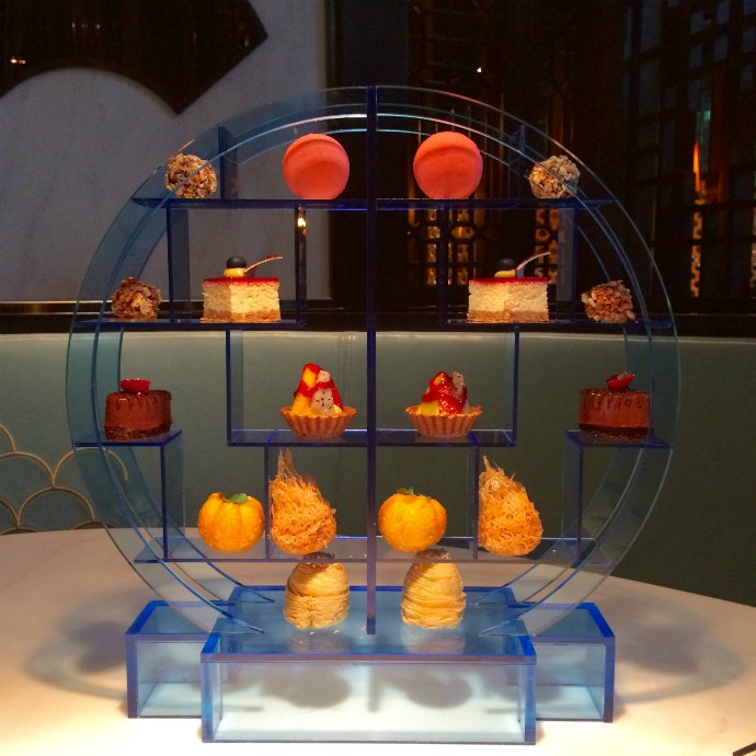 Afternoon Tea at Hakkasan