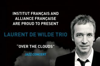Laurent de Wilde Trio in Abu Dhabi