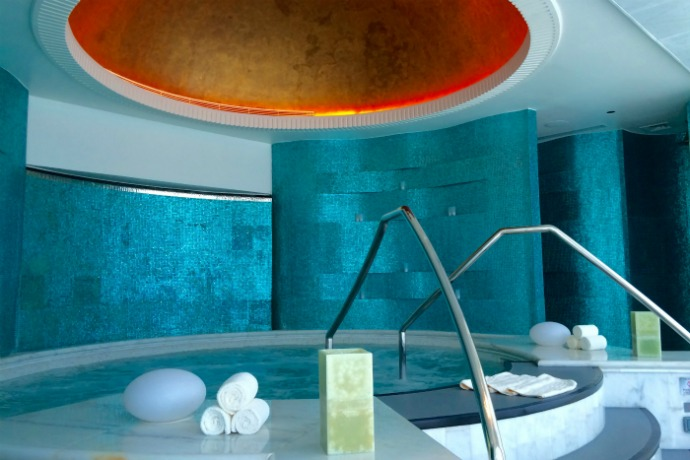 Facilities at Remede Spa in Abu Dhabi