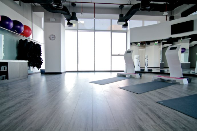 GET BACK IN SHAPE IN ABU DHABI WITH THE BODY COMPANY