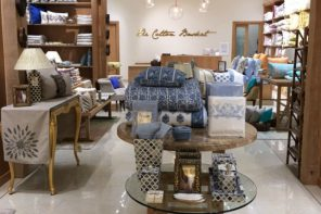 THE COTTON BASKET OPENED A NEW BOUTIQUE IN ABU DHABI