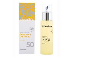 Herbal Essentials Sunscreen Oil SPF 50
