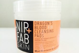 Nip Fab Dragons Blood Fix Cleansing pads