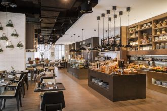 Cafe 302 in Abu Dhabi