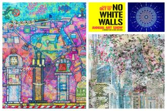 No White Walls Art Exhibition 2016