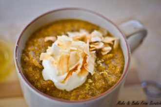 Pumpkin Porridge recipe to try