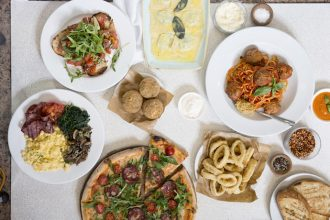 Brunch at Carluccio's Abu Dhabi