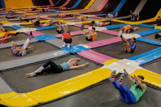 Bounce Fit Abu Dhabi