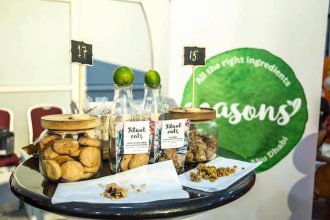 Seasons Abu Dhabi Healthy Food Truck