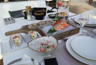 Saturday Brunch at Blue Marlin Ibiza