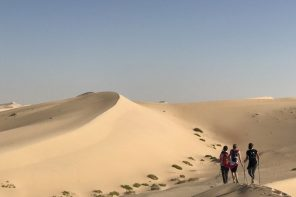 Desert Walk December 2018 with Out of The gym Sand Dune training