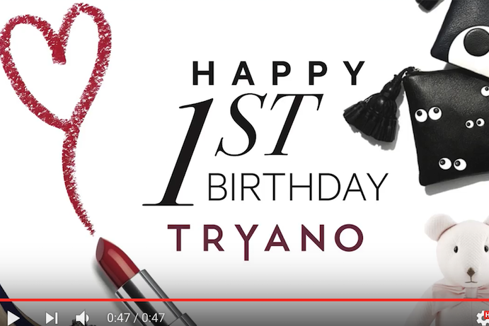 Tryano One Year Anniversary