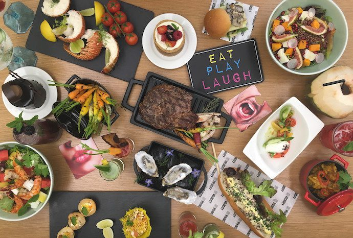 EAT PLAY LAUGH BRUNCH