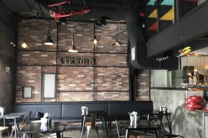 Steroid Cafe in Abu Dhabi