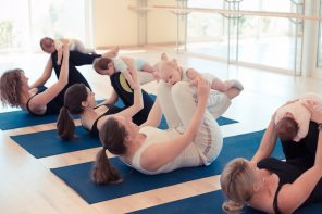 mum and baby exercise classes in Abu Dhabi