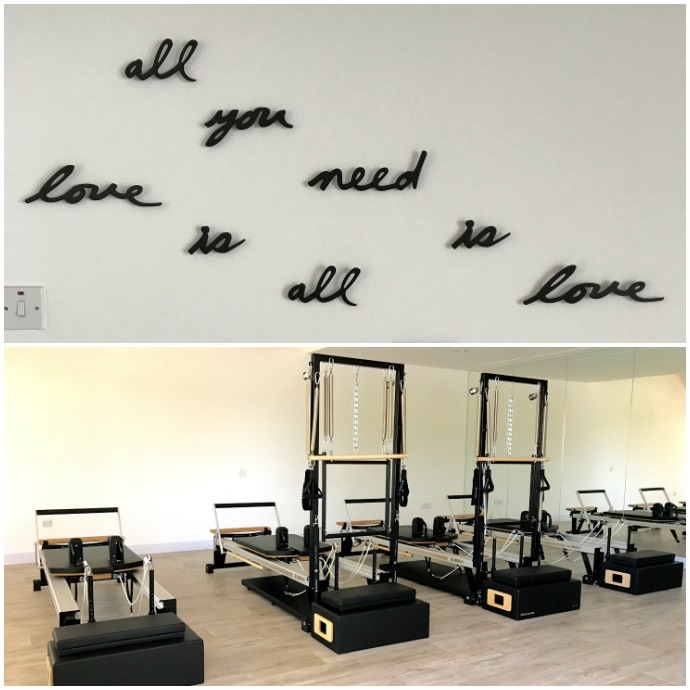 Reformer pilates in Abu Dhabi