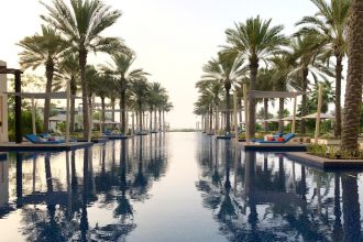 Staycation at Park Hyatt Abu Dhabi